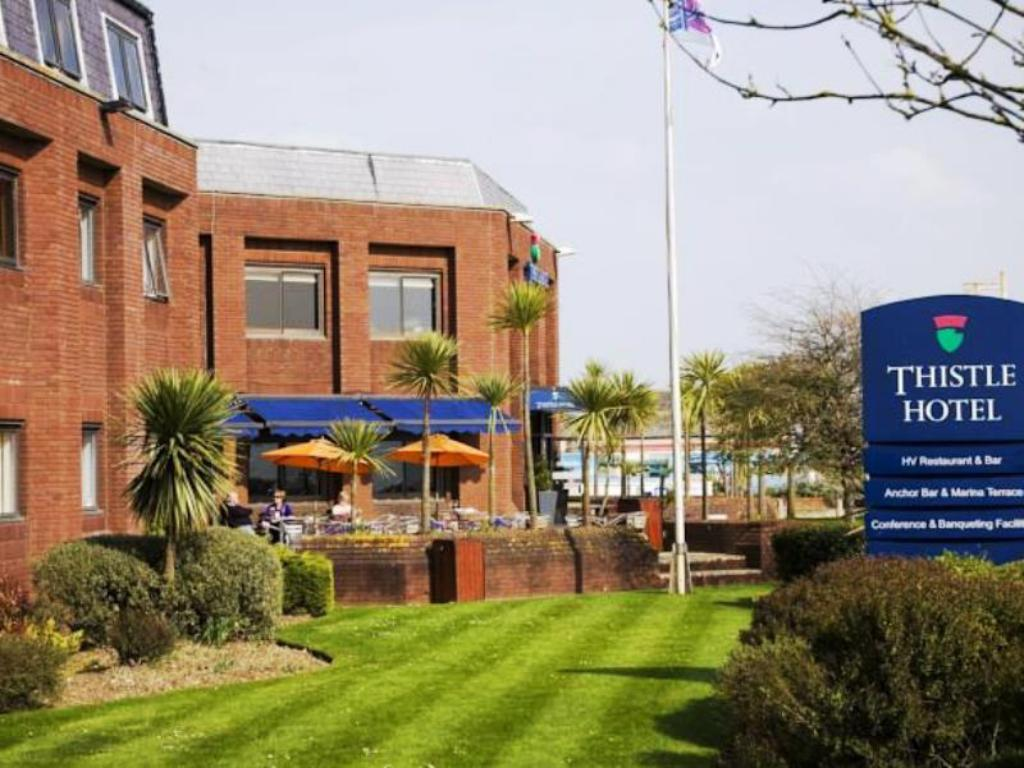 More About Thistle Poole Hotel