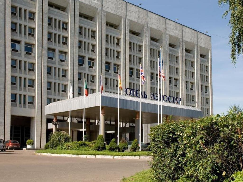 Best Price on Aerostar Hotel in Moscow + Reviews