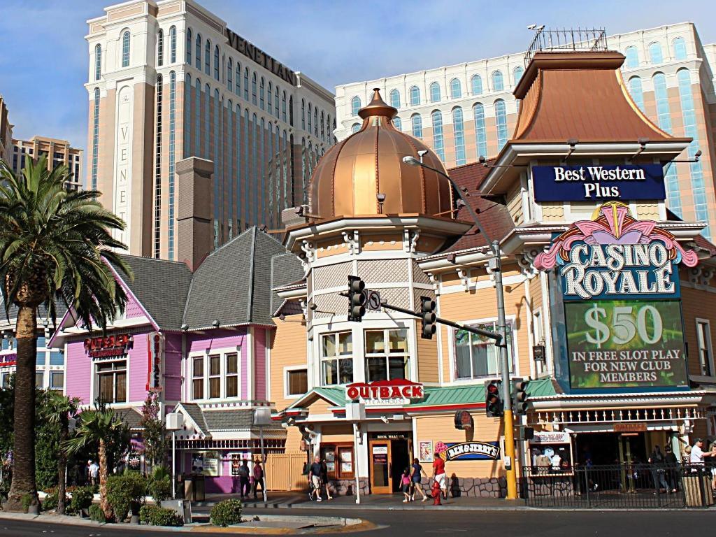 casino royale best western plus