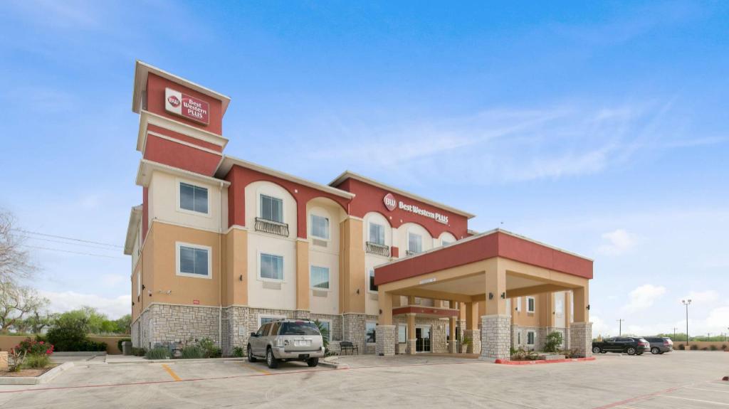 More About Best Western Plus Pleasanton Hotel