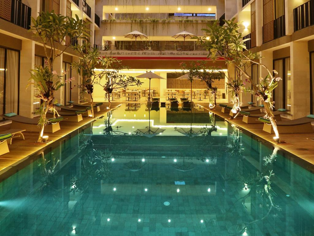 More About Hotel Terrace At Kuta