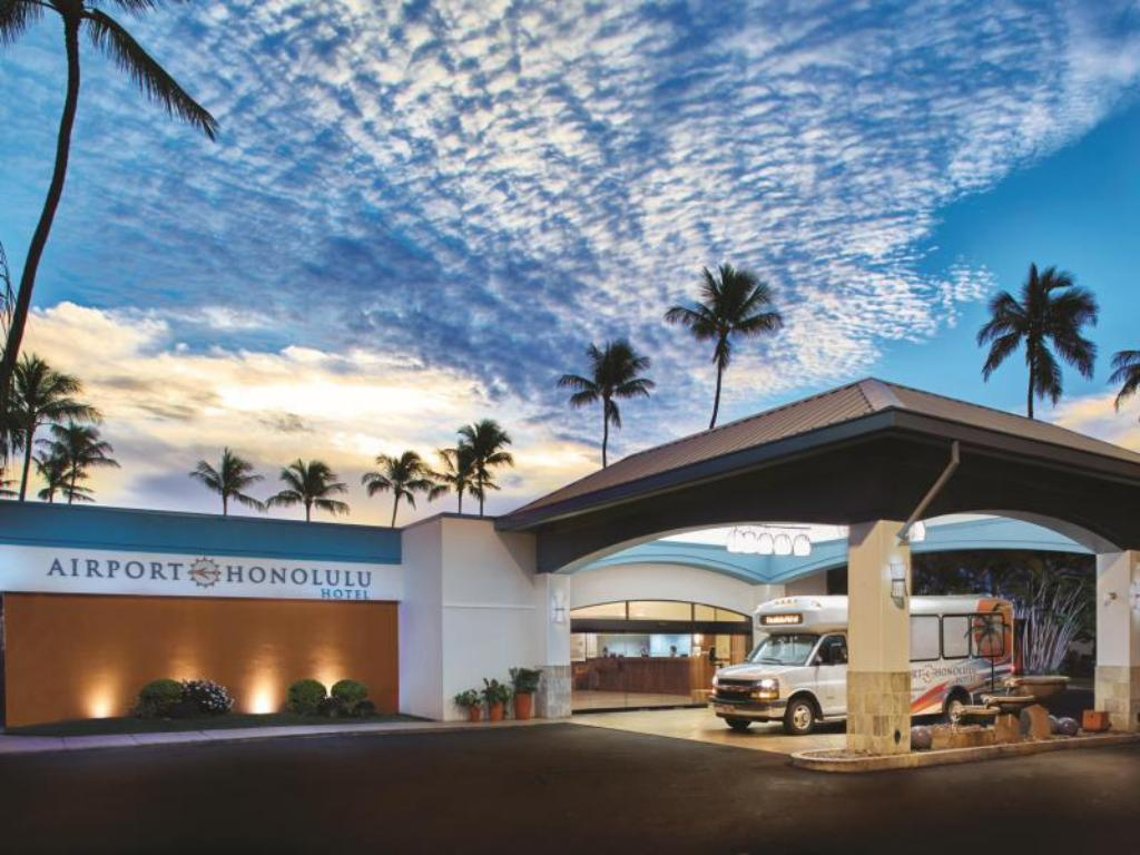 More About Airport Honolulu Hotel
