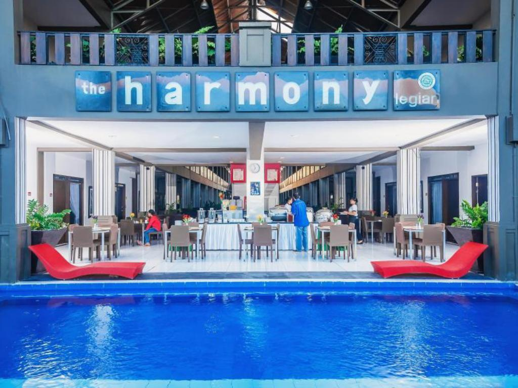 More About The Harmony Legian Hotel