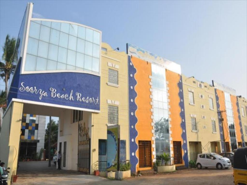 Soorya Beach Resort Pondicherry India Photos Room Rates Promotions