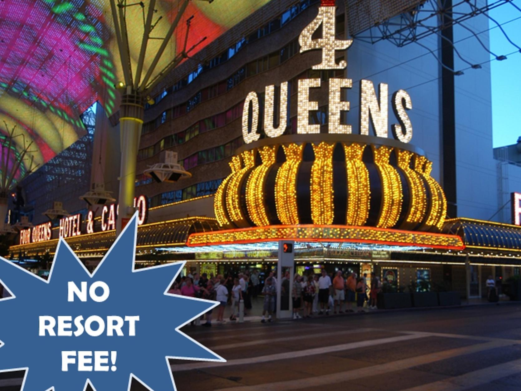 Queens hotel casino make money las vegas without gambling