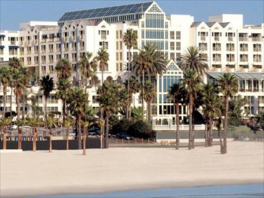 More About Loews Santa Monica Beach Hotel