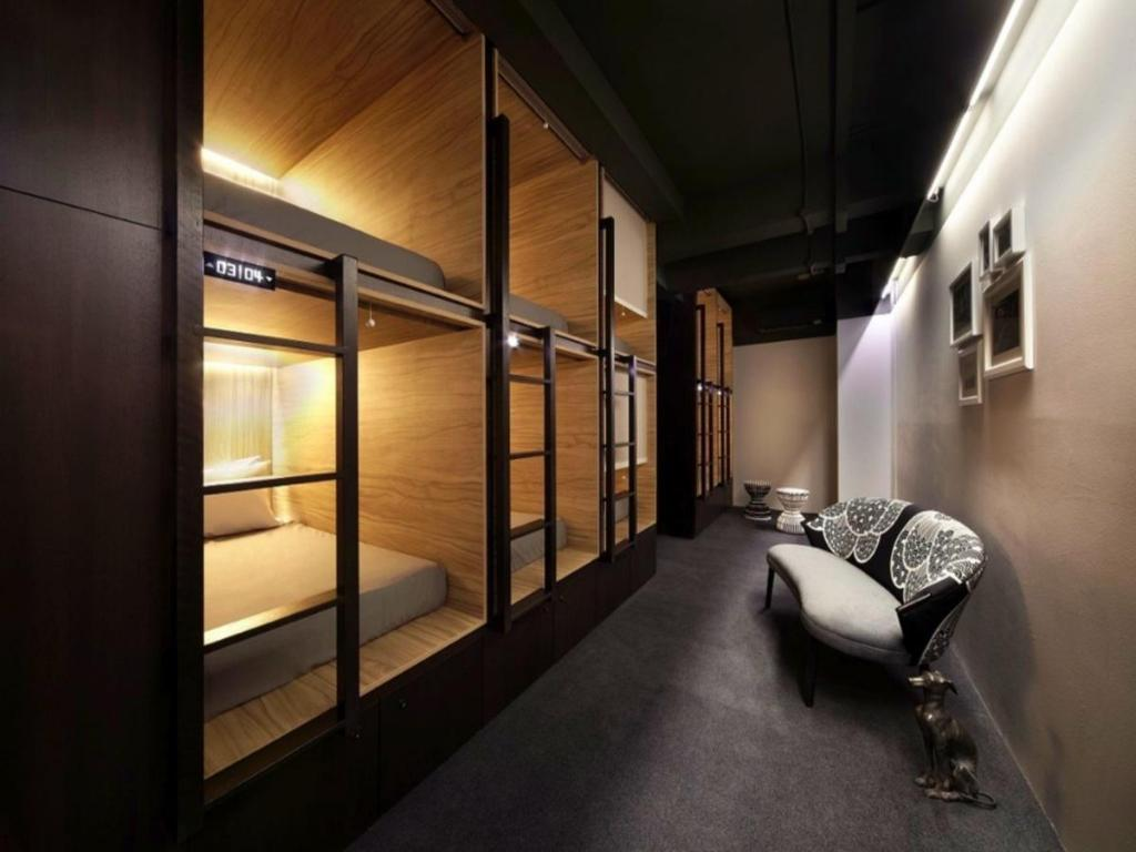 More About The Pod Beach Road Boutique Capsule Hotel