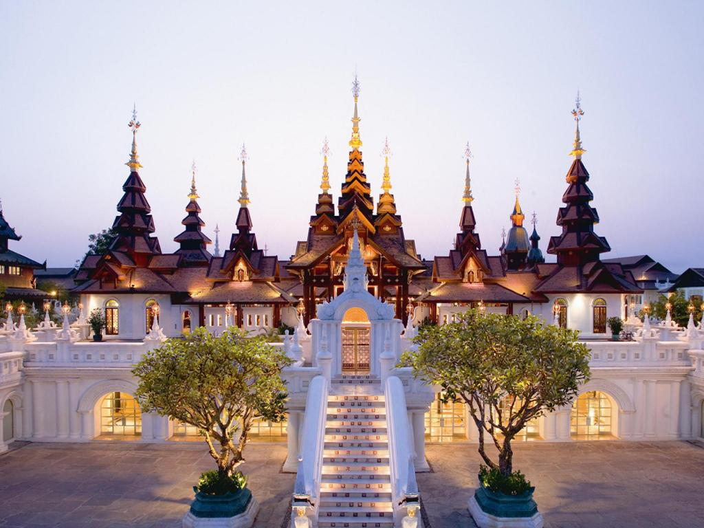 More About The Dhara Dhevi Hotel Chiang Mai
