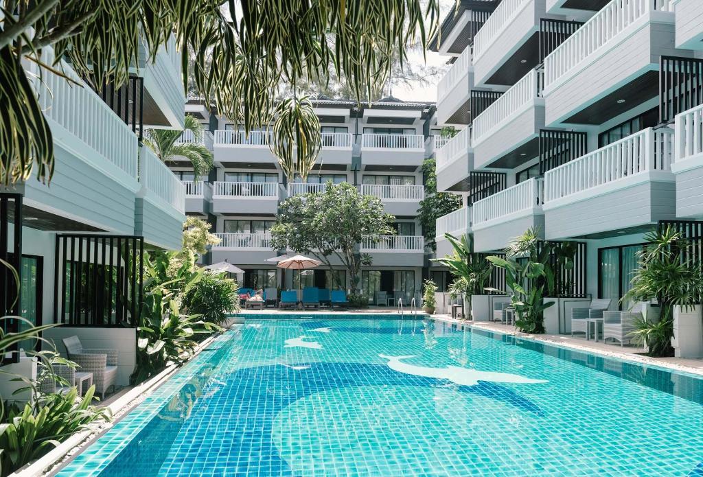 Hotellanmeldelser Av Aonang Buri Resort Krabi Thailand Side 1