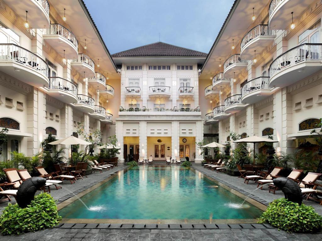 Best price on the phoenix hotel yogyakarta in yogyakarta reviews more about the phoenix hotel yogyakarta stopboris Choice Image