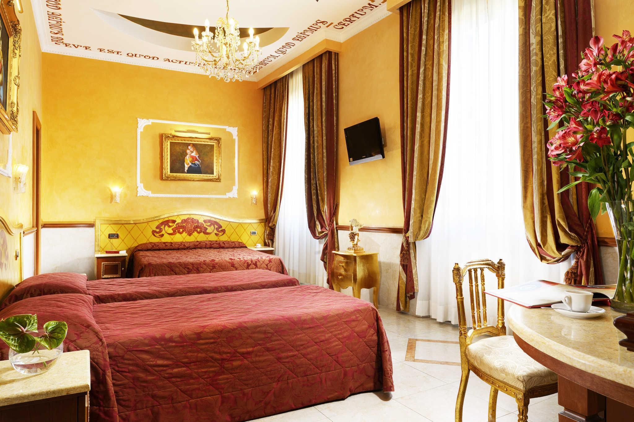 Clarion Collection Hotel Principessa Isabella in Rome ...