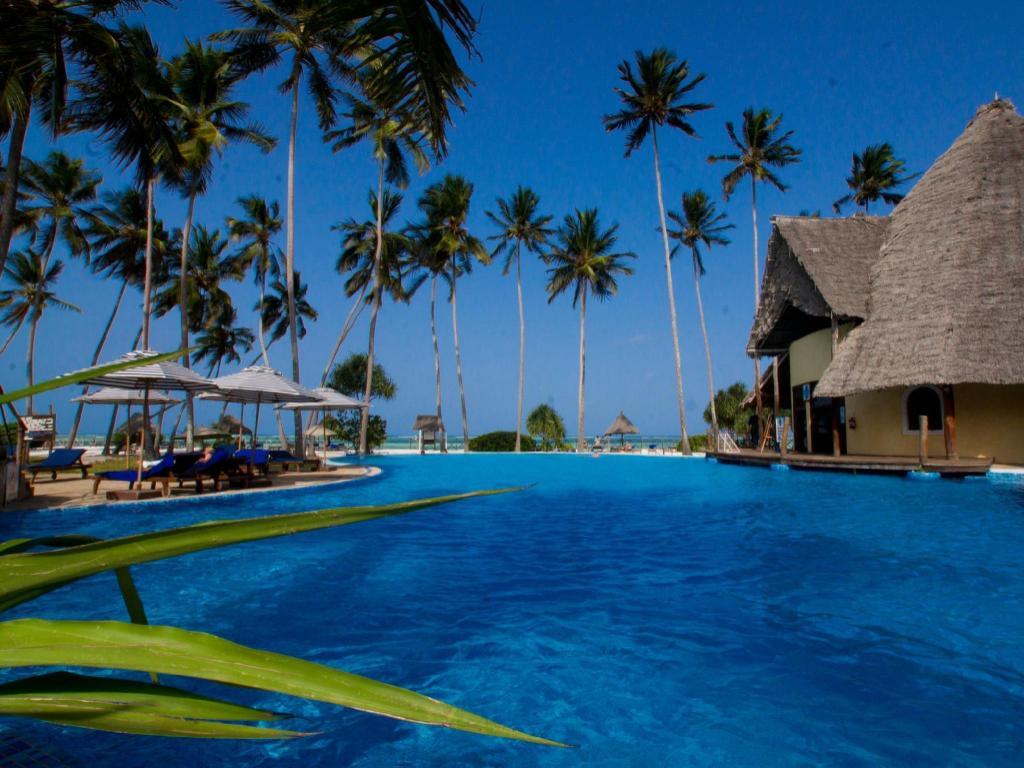 Ocean Paradise Resort and Spa in Zanzibar  Room Deals