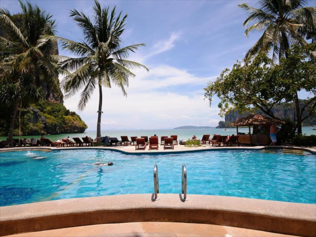 Hotel Reviews Of Railay Bay Resort Spa Krabi Thailand Page 1