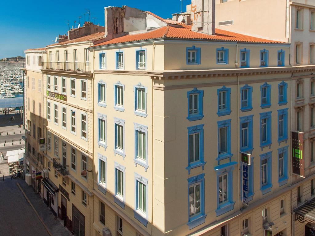 Best Price On Hotel Carre Vieux Port In Marseille Reviews - Hotel marseille vieux port pas cher