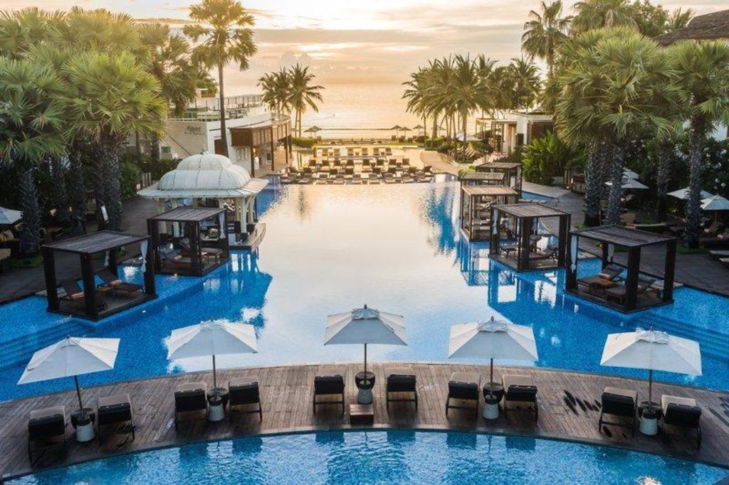 รีวิวโรงแรม - อินเตอร์คอนติเนนตัลหัวหินรีสอร์ท (InterContinental Hua Hin Resort) หัวหิน/ชะอำ ประเทศไทย - หน้า 1