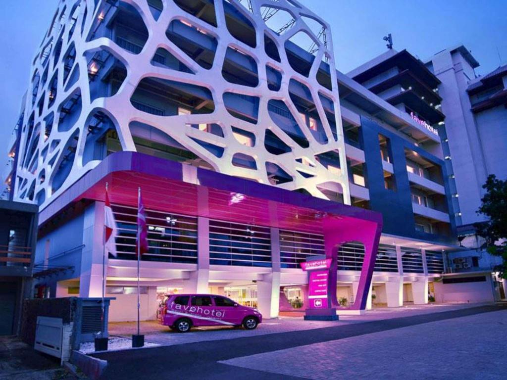 More About Favehotel Gatot Subroto Jakarta