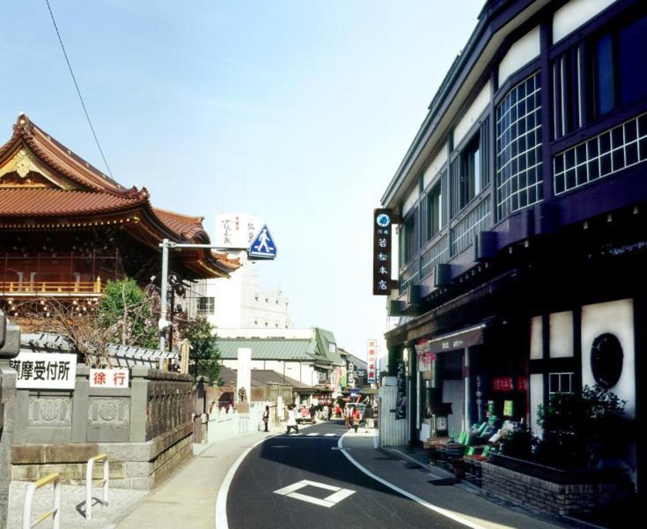 Best price on ryokan wakamatsu honten in tokyo reviews for Best ryokan in tokyo
