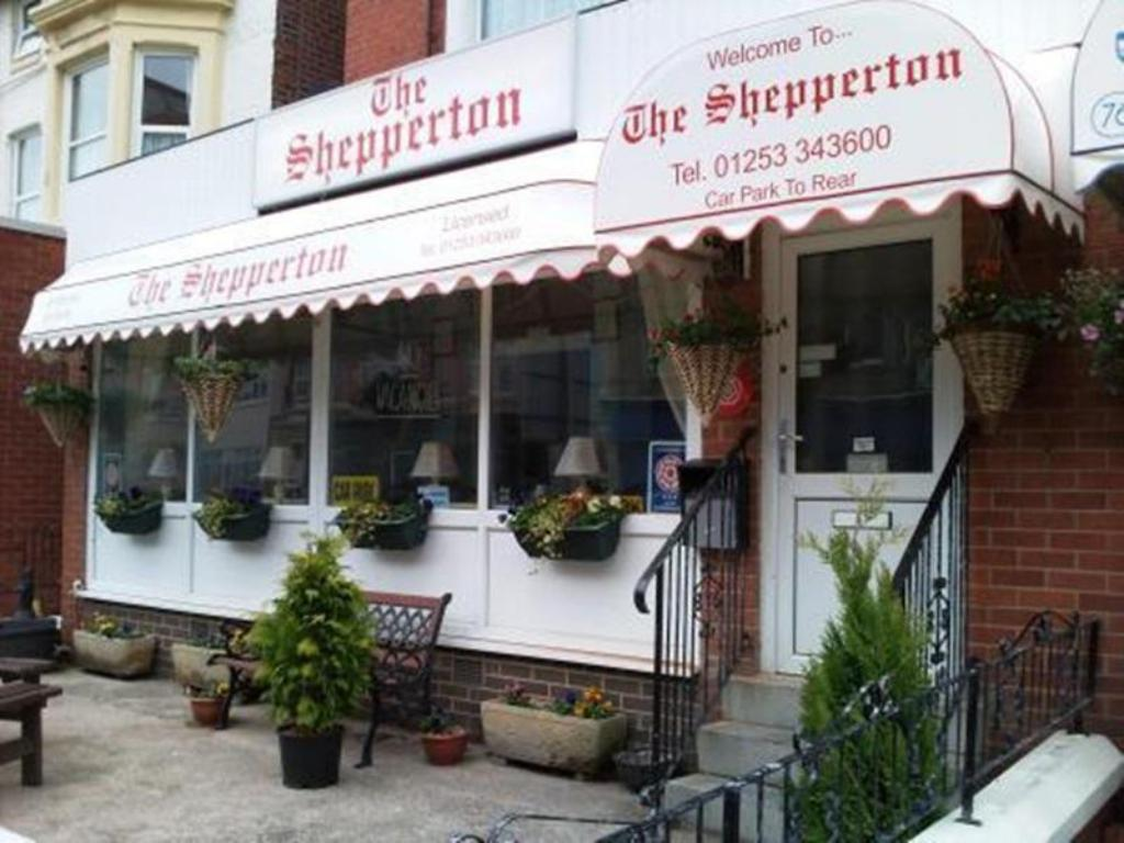 More About The Shepperton Hotel