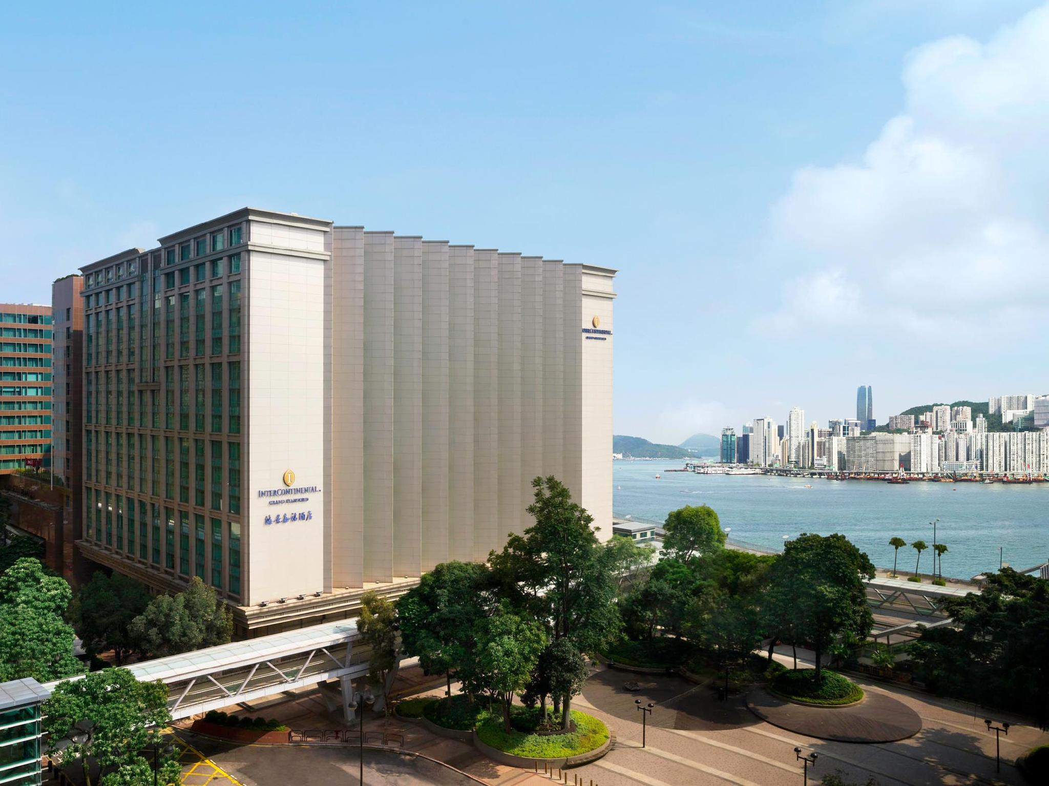 香港 InterContinental Grand Stanford Hong Kong_五星_預訂優惠價格_地址
