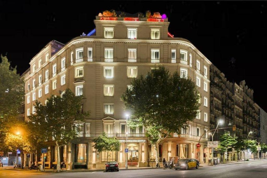 Hotel Reviews Of Barcelona Center Hotel Barcelona Spain Page 1