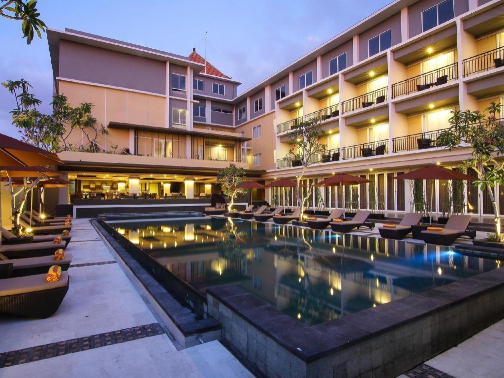 Details Zum The Kana Kuta Hotel