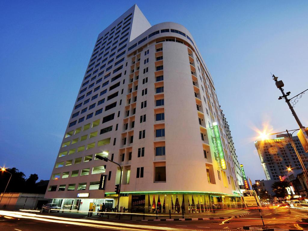More About Hotel Continental Penang