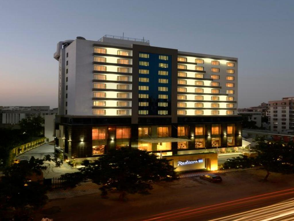 More About Radisson Blu Hotel Ahmedabad