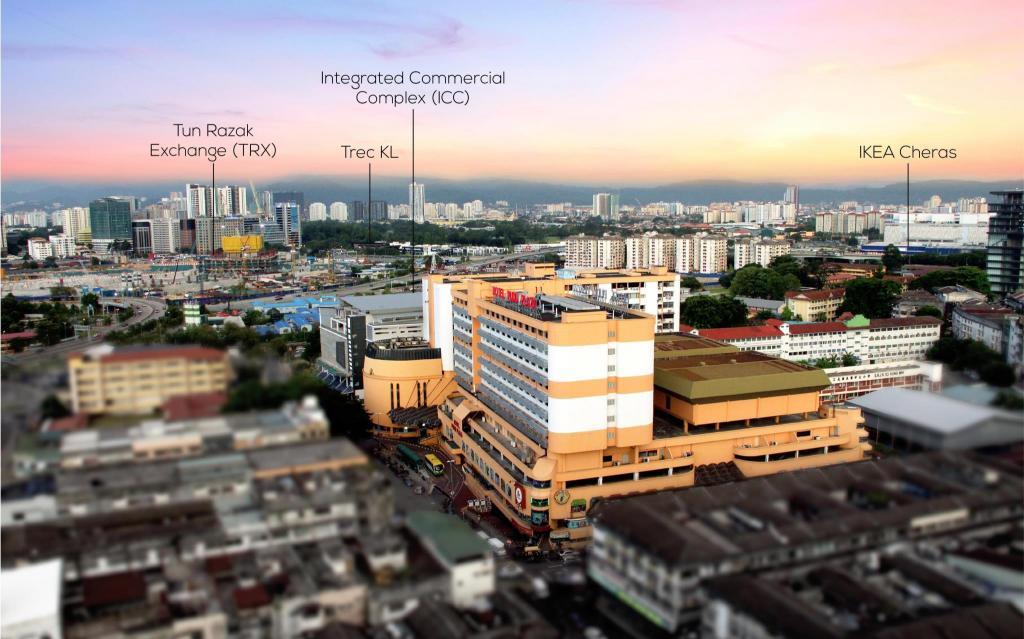 Informasi Lengkap Hotel Pudu Plaza Kuala Lumpur