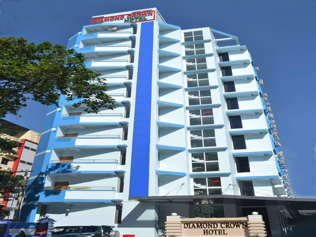 Diamond Crown Hotel In Yangon Room Deals Photos Amp Reviews