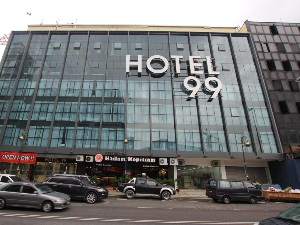 More About Hotel 99 Pudu