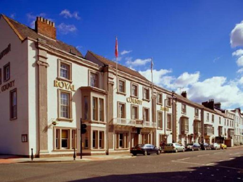Durham Marriott Hotel Royal County Durham