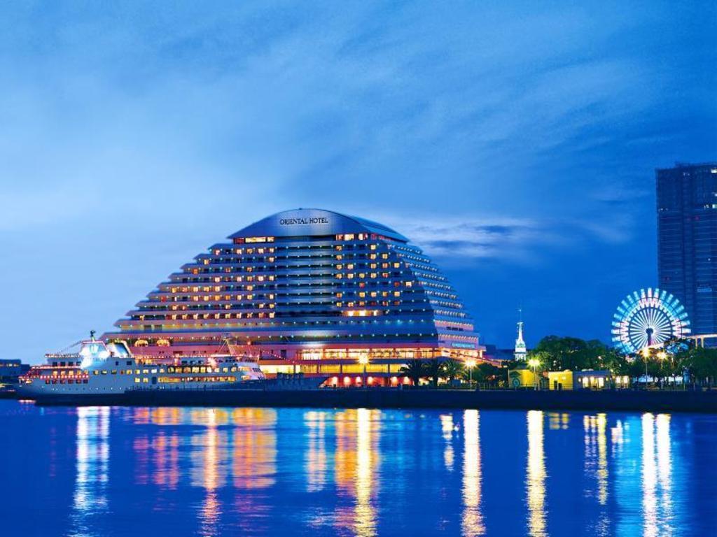 More About Kobe Meriken Park Oriental Hotel