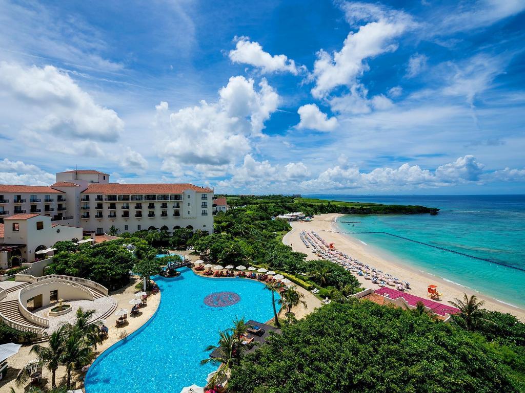 沖繩阿利比拉日航度假飯店Hotel Nikko Alivila
