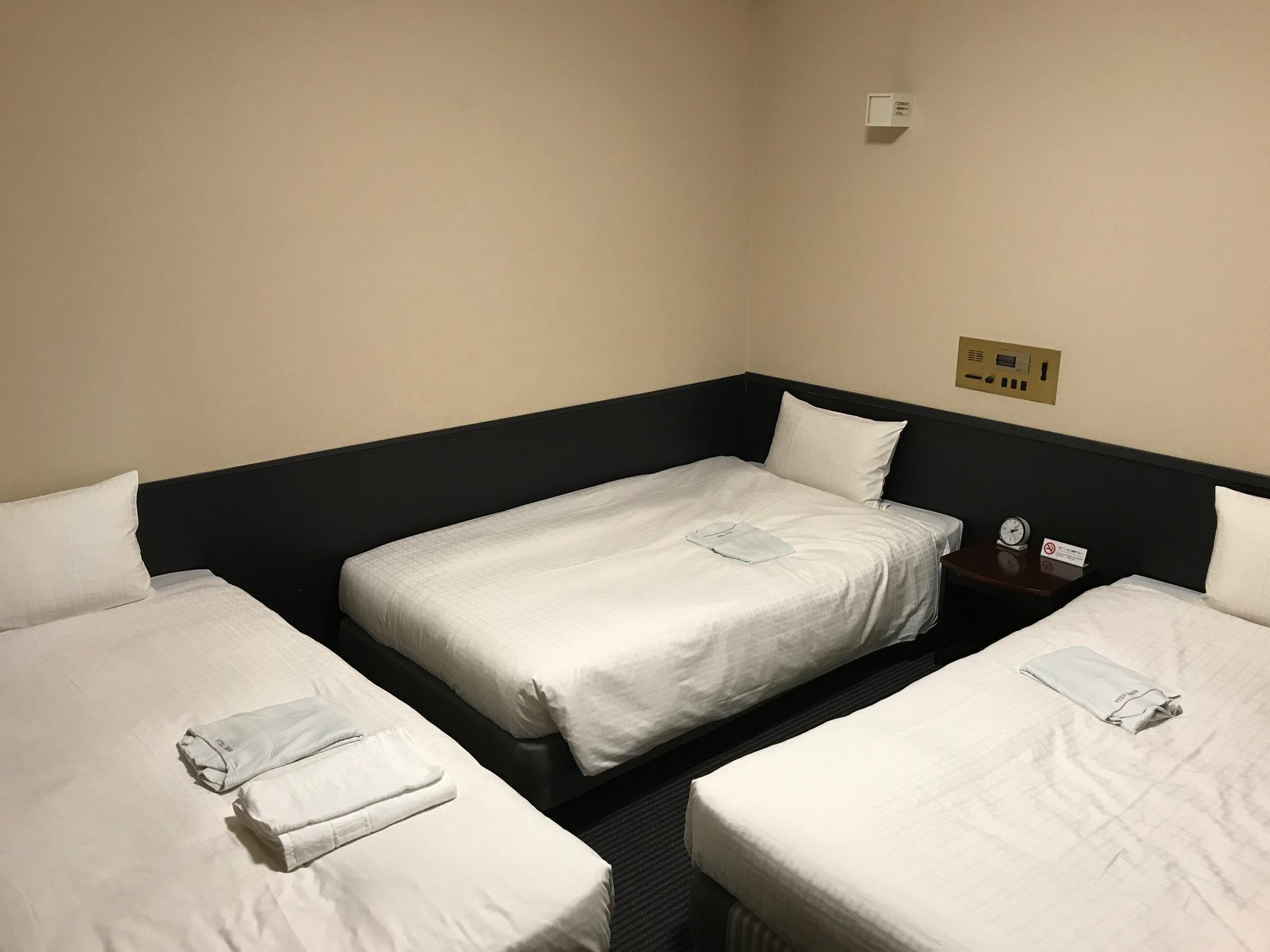 Hotel Nihonbashi Villa Capsule Room