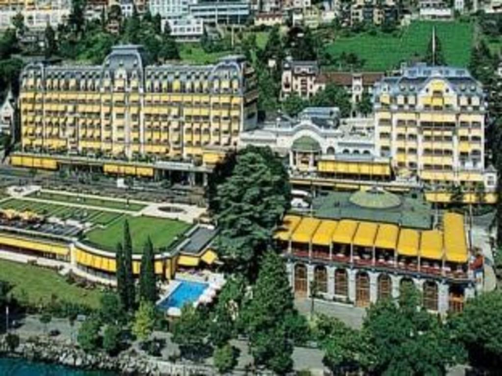 Montreux Palace Hotel Switzerland