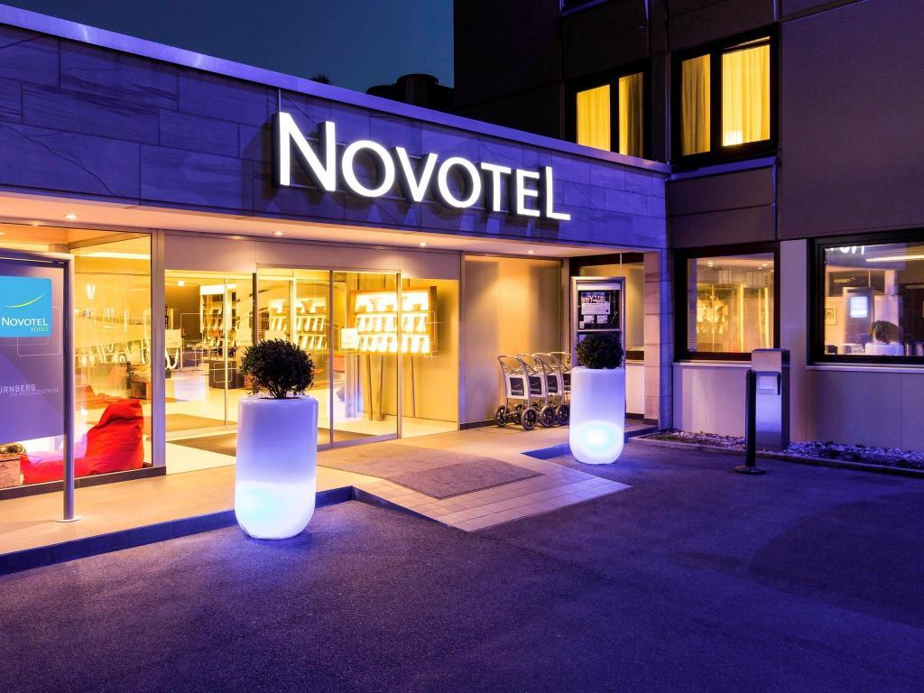 Best Price on Novotel Nurnberg Am Messezentrum Hotel in Nuremberg ...