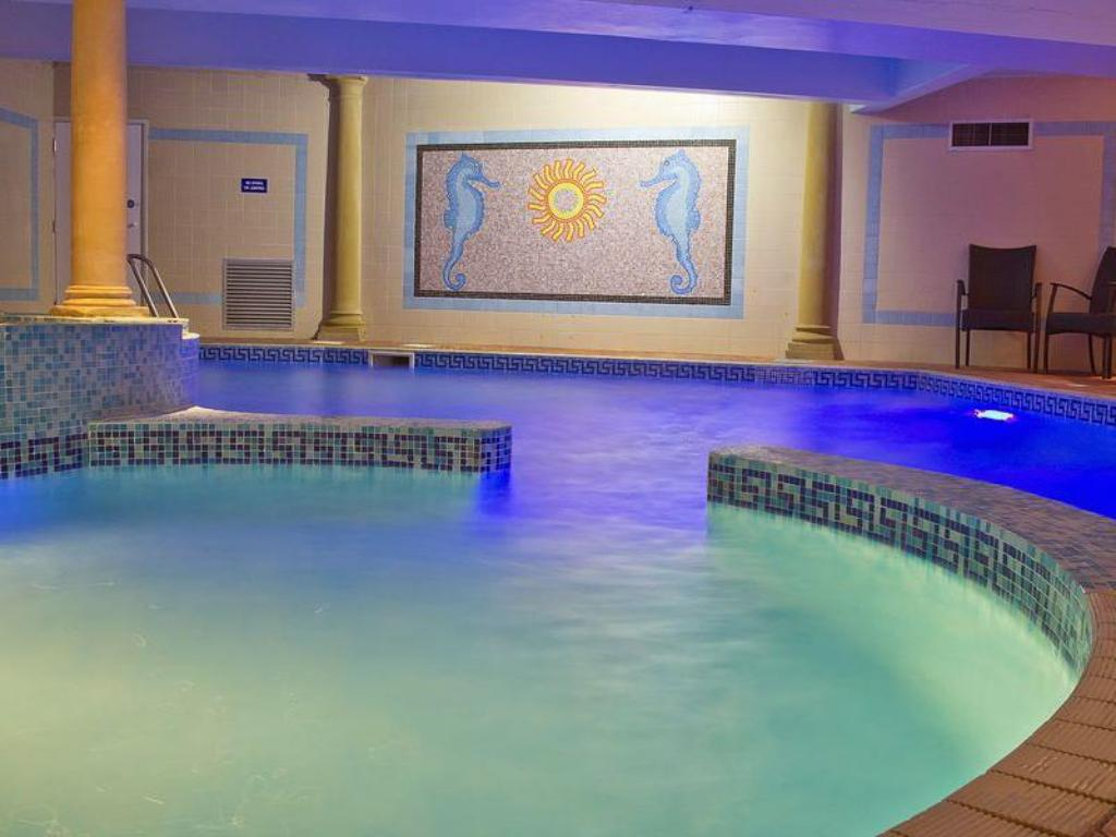 Best price on hallmark hotel bournemouth west cliff in - Hotels in bournemouth with swimming pool ...