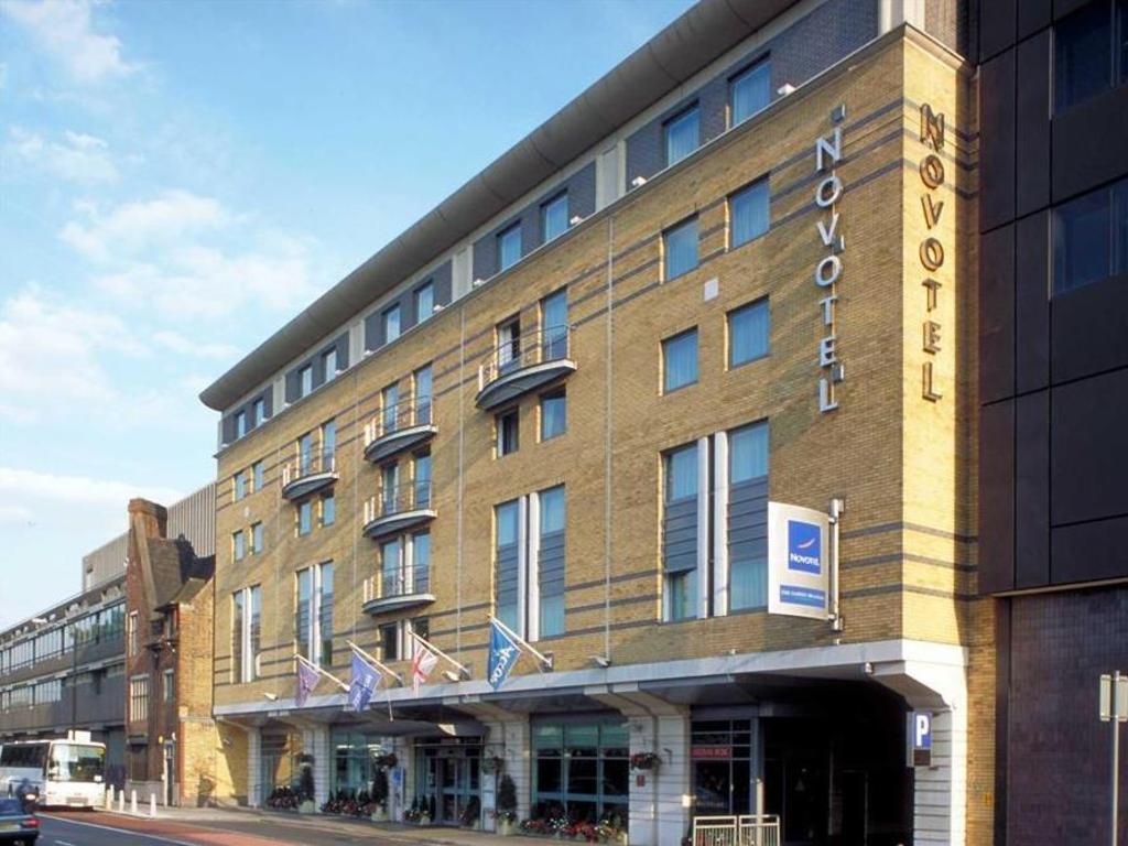 Best price on novotel london waterloo hotel in london for Hotels waterloo