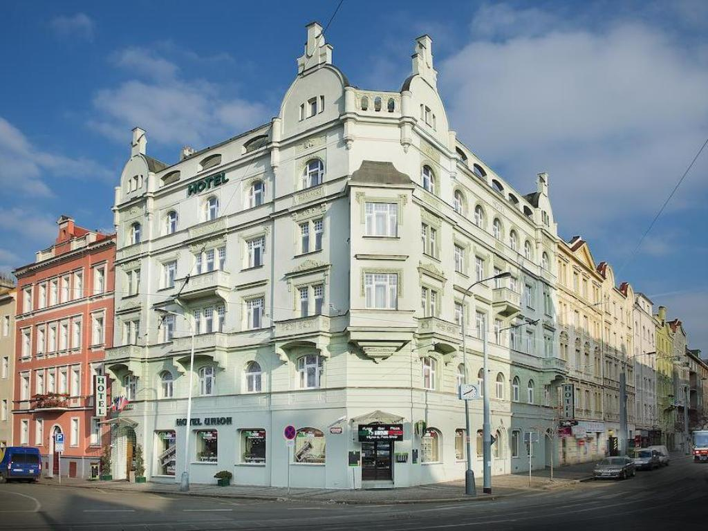 Best price on union hotel prague in prague reviews for Top hotel prag