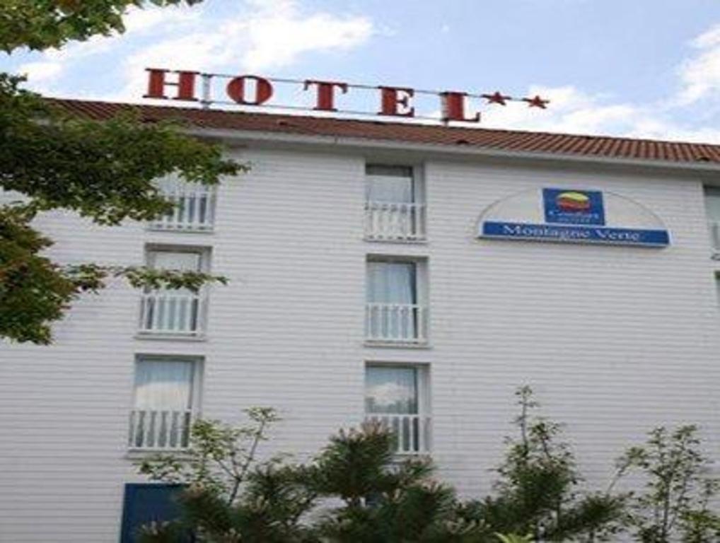 Comfort Hotel Strasbourg Restaurant