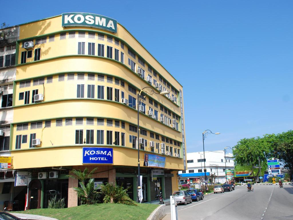 More About Kosma Budget Hotel