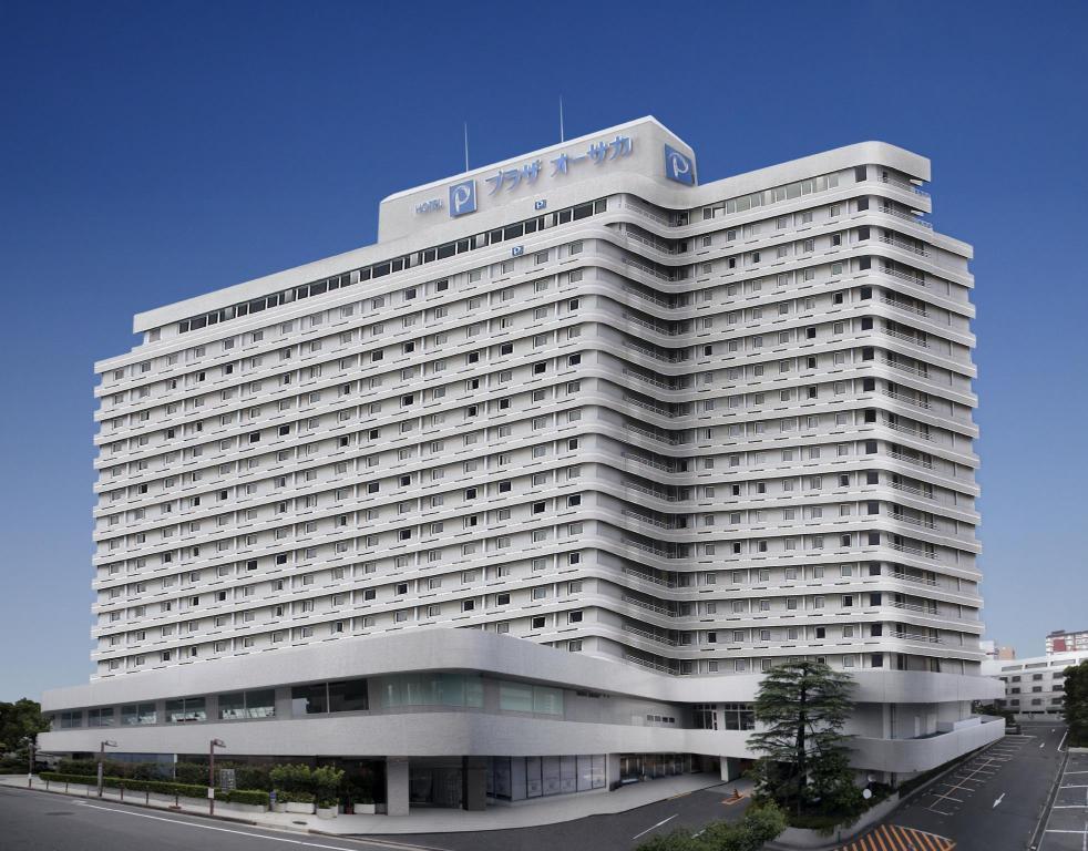 More About Hotel Plaza Osaka