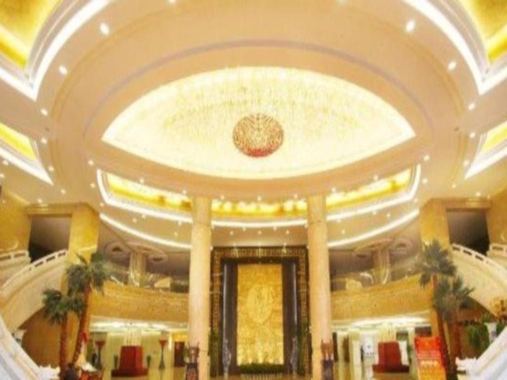 临汾金都花园大饭店 Linfen Jindu Garden Grand