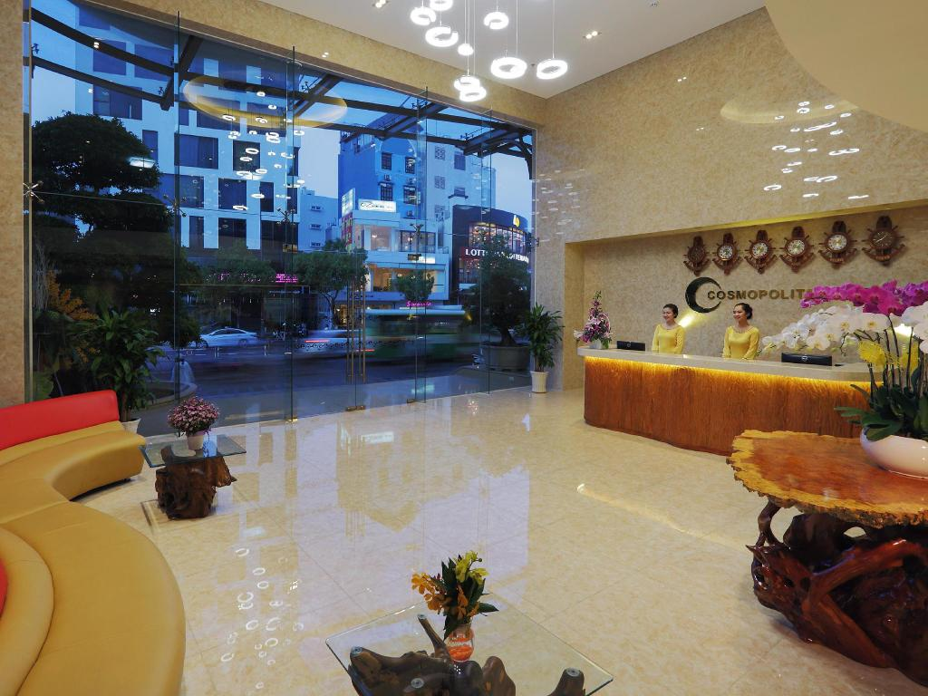 Best Price on Cosmopolitan Hotel Saigon in Ho Chi Minh City + Reviews