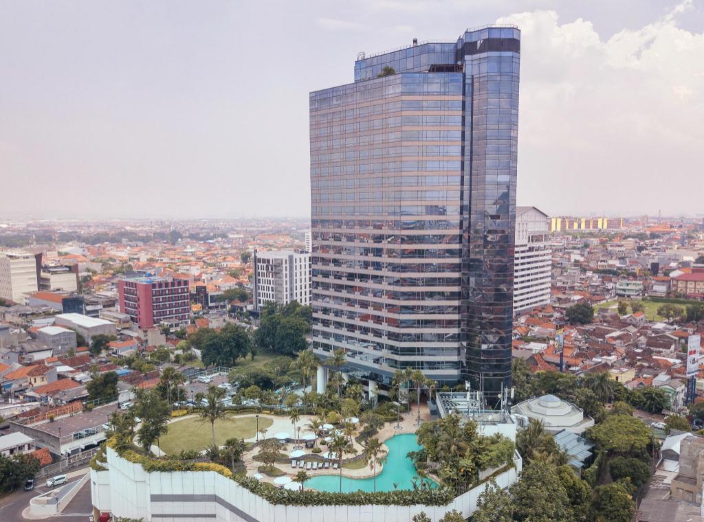 Hotel Reviews of JW Marriott Hotel Surabaya Surabaya