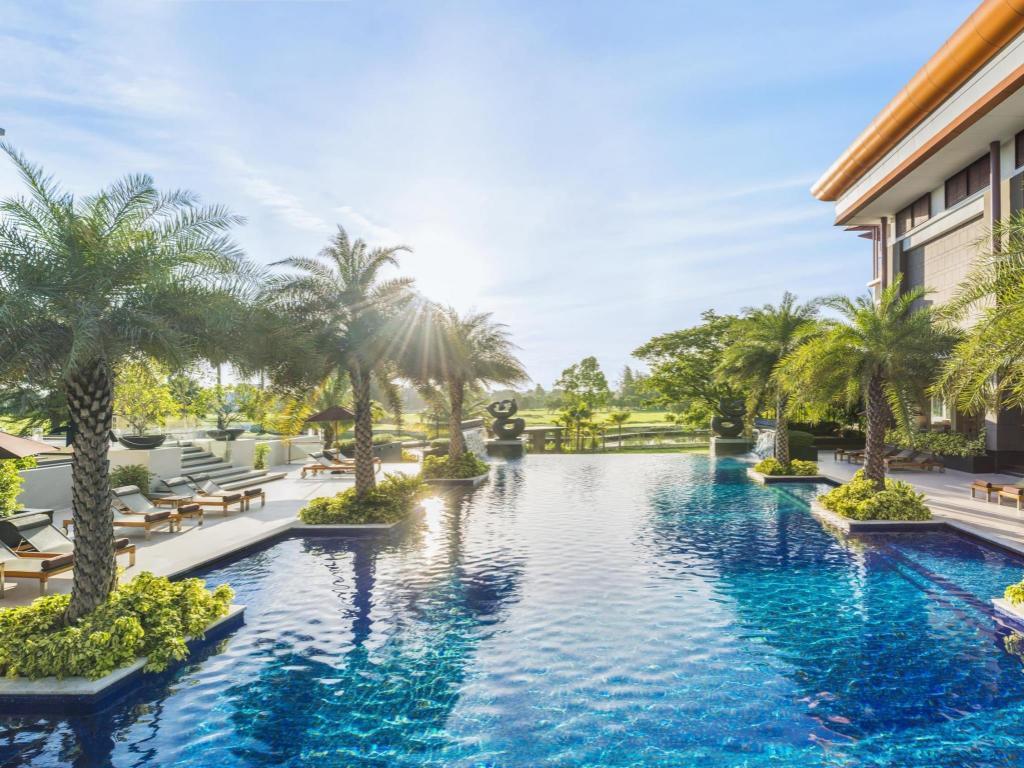 Le Meridien Suvarnabhumi Bangkok Golf Resort Spa Agoda