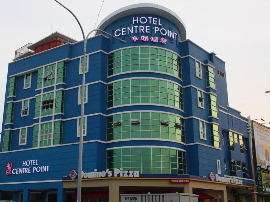 Maklumat Lanjut Hotel Centre Point