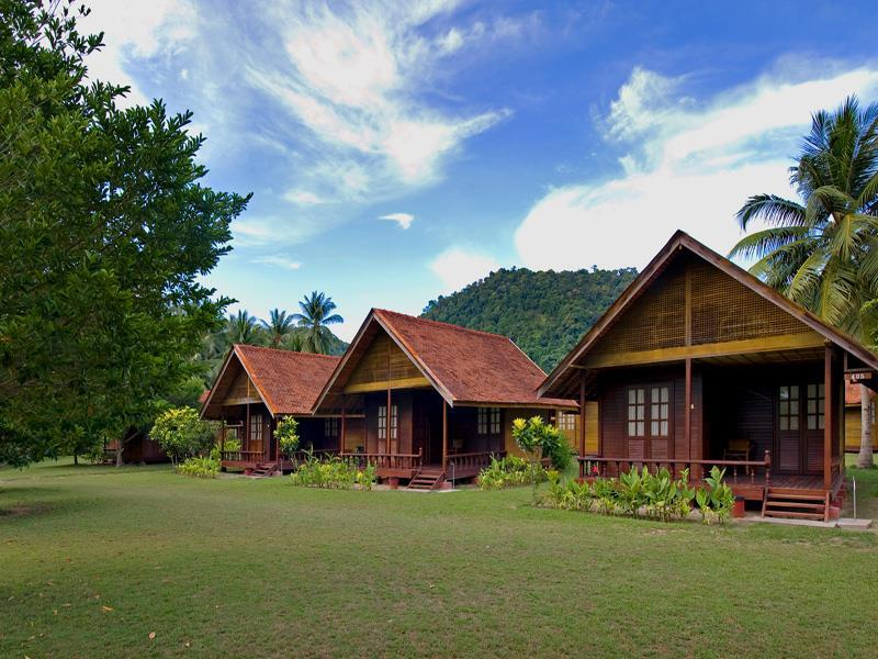 Aseania Resort Pulau Besar in Mersing - Room Deals, Photos ...