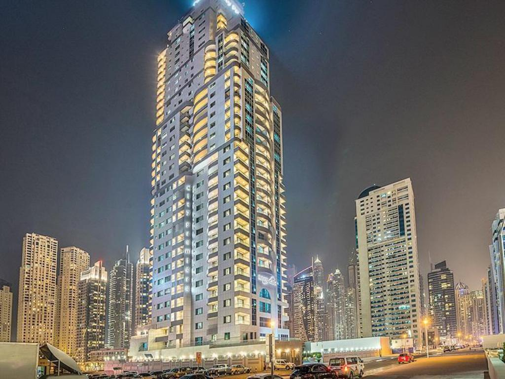 best price on city premiere marina hotel apartments in dubai + reviews