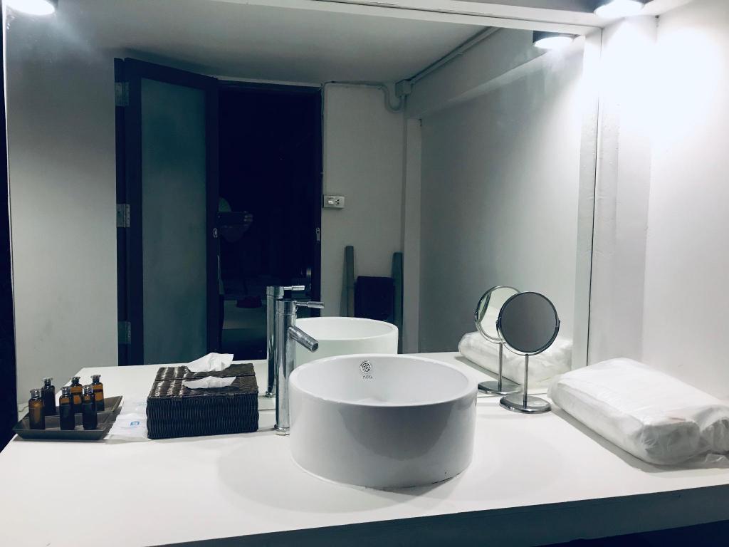 96平方米2卧室(华欣市中心) - 有2间私人浴室 (mild villa hua hin )图片